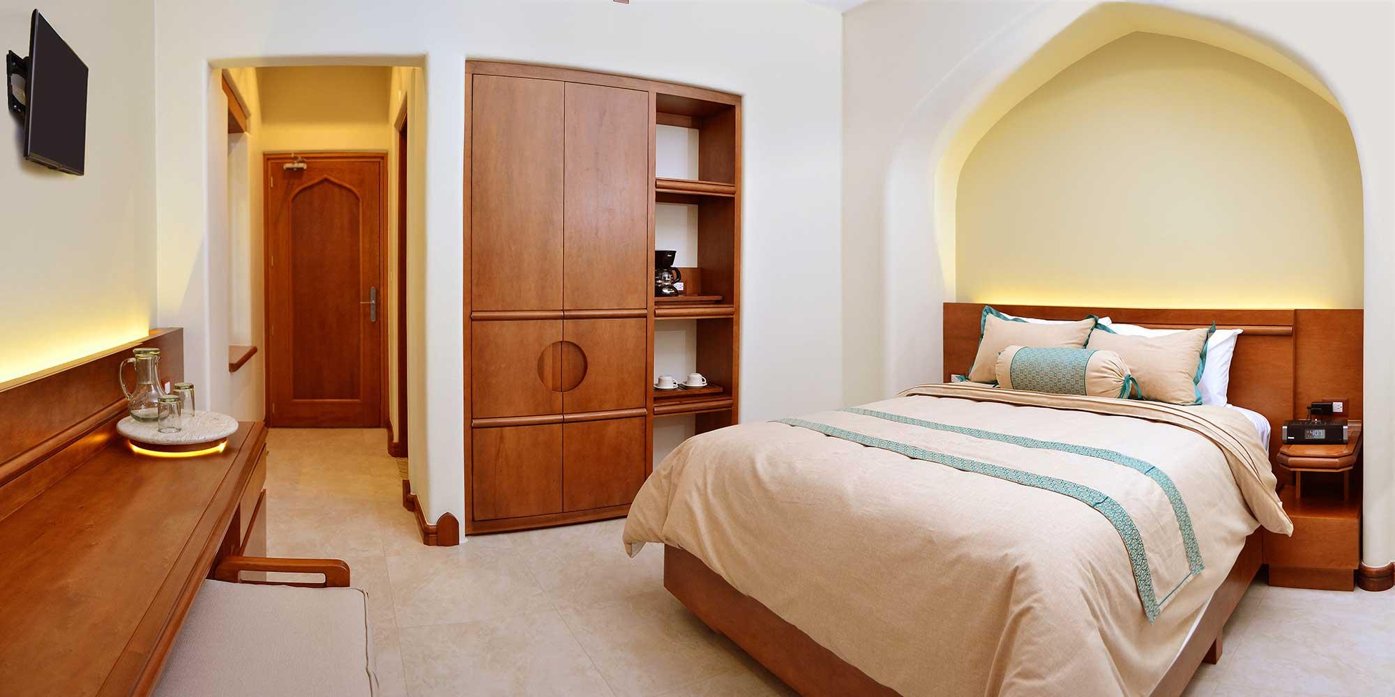 Habitaciones hotel palmas el teph - Habitaciones minimalistas ...